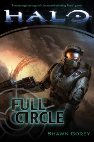 This was a project to create the cover art of a book that does not exist.This was a project to create the cover art of a book that does not exist. I was a big fan of the Halo novels growing up, so I used some concept art, and some existing book elements to create my own cover.