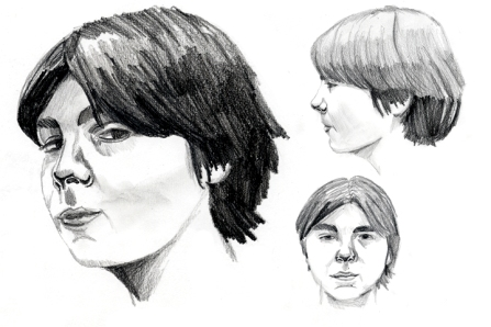 Portrait-Study_Mike